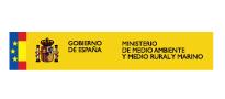 Logo do Ministerio de Medio Ambiente